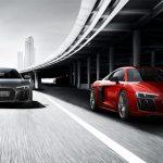 Audi R8 ¿con motor V6?