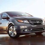 Detenidas las ventas de la Honda Odyssey por «recall»