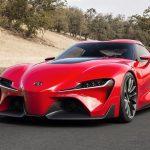 Un nuevo Toyota Supra, ¿hermano de un BMW Z?