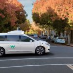 La Chrysler Pacifica conducida por Waymo