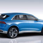 La Audi Q8 presentada en el NAIAS 2017