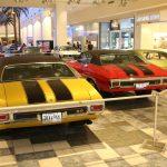 Autos antiguos, exóticos y clásicos en Plaza las Américas
