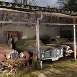 Las historias más increíbles de autos olvidados