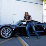 Steven Tyler subasta su Hennessey Venom GT