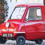 Los autos más pequeños del mundo