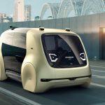 Sedric: El auto autónomo de Volkswagen