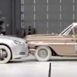 La seguridad en autos nuevos vs antiguos