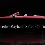 Este es el convertible más lujoso de Mercedes-Benz