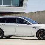 Mercedes-AMG E63 S Wagon: La station wagon más rápida del planeta
