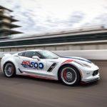 El Corvette Grand Sport será el Pace Car de las 500 millas de Indianápolis 2017