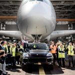 Porsche redefine la capacidad de remolque
