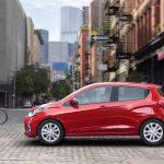 Spark: el pequeño gigante de Chevrolet