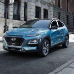 Esta es Kona, la nueva crossover de Hyundai