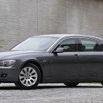 BMW hace un recall al Serie 7 del 2005 al 2008