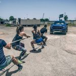 Ford pone a prueba atletas en Road to Greatness Challenge