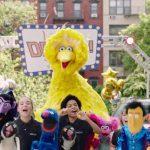 Chrysler se lleva de paseo a Sesame Street