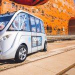 Navya: 100 % autónoma, eléctrica y sin chofer