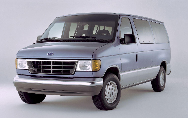 1992 Ford Econoline A 252 Tomania