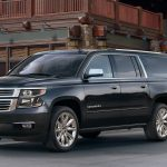 Chevrolet Suburban: la SUV más larga en todo el sentido
