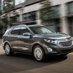 Esta es la nueva SUV compacta Chevrolet Equinox