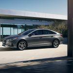 La séptima generación del Hyundai Sonata modificado para el 2018