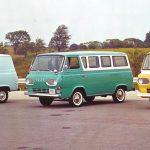 La van de Ford: de la Econoline a la Transit