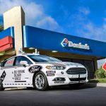 Domino's y Ford estudian la posibilidad de entregar pizzas en «autonomóviles»