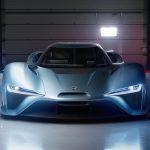 NIO EP9: el auto eléctrico más rápido del mundo