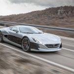 Conoce el auto eléctrico más veloz del mundo creado por Rimac Automobili