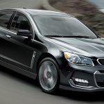 Fin de la marca Holden y con ella se va el Chevrolet SS sedan