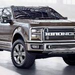 La Bronco: una todoterreno muy esperada