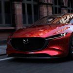 Mazda Kai Concept… casi un Mazda 3