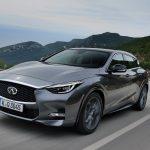 Premian al Infiniti QX30 como Mejor SUV compacto de lujo