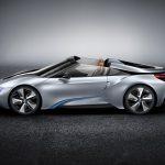 En camino el BMW i8 Roadster