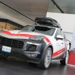 Da comienzo la Expedición Cayenne de Porsche en Uruguay