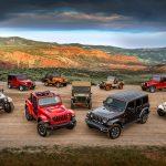 Comienza la nueva generación del Jeep Wrangler