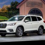 Subaru presenta el nuevo modelo Ascent