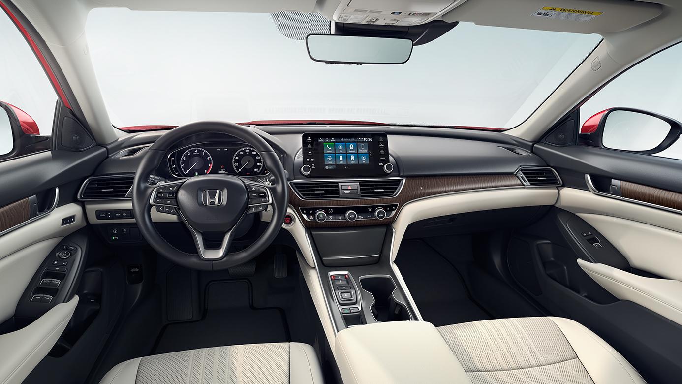 2018 Honda V6 Accord