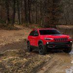 Un vistazo a la Jeep Cherokee 2019