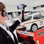 Visite el Museo Porsche desde la comodidad de su hogar