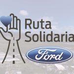 Ruta Solidaria Ford próxima a cumplir su recorrido