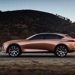 Lexus construye la nueva crossover de lujo LF-1 Limitless