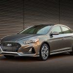 """Hyundai Sonata """"Hybrid"""" y """"Plug-In"""" presentados en el CAS"""