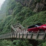 Land Rover conquista el Dragón