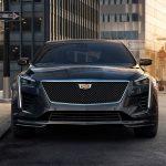 Cadillac presenta el primer CT6 V-Sport