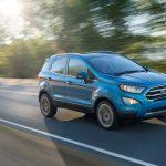 Llega a Puerto Rico la nueva SUV compacta Ford EcoSport 2018