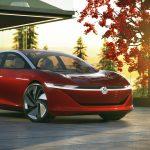 VW presenta un sedán de autonomía total