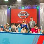 Apoyo de Nissan a la MDA en el Telemaratón 2018