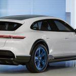 Porsche Mission E Cross Turismo: el atleta eléctrico para un estilo de vida activo