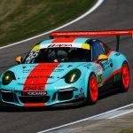 Continúa en el primer lugar Víctor Gómez IV en el Porsche GT3 Cup Challenge